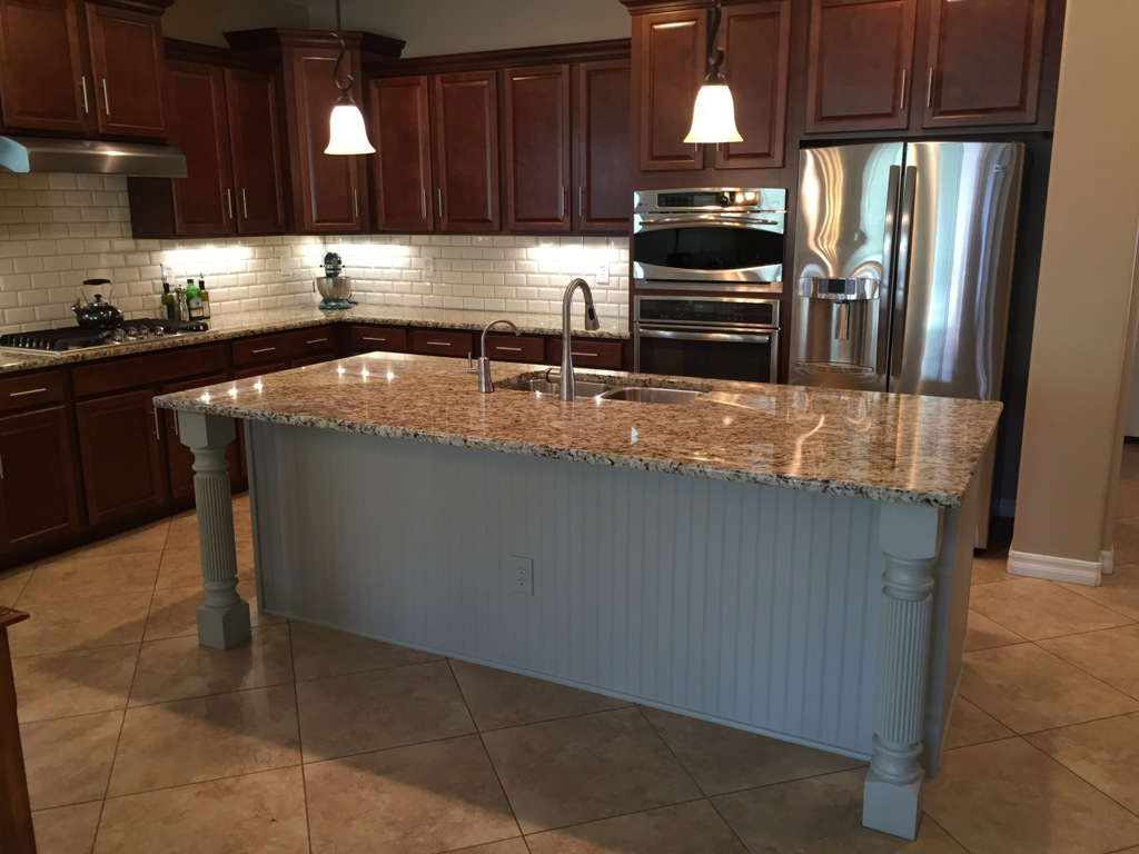 A To Z Residential Repair llc. Kitchen Remodel 6