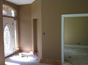 A To Z Residential Repair llc. Painting 2